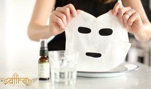 Saffron Bahraman Face Mask dạng lotion
