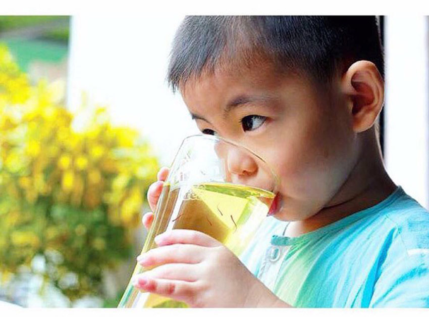 Tác dụng Saffron Bahraman với sức đề kháng trẻ em