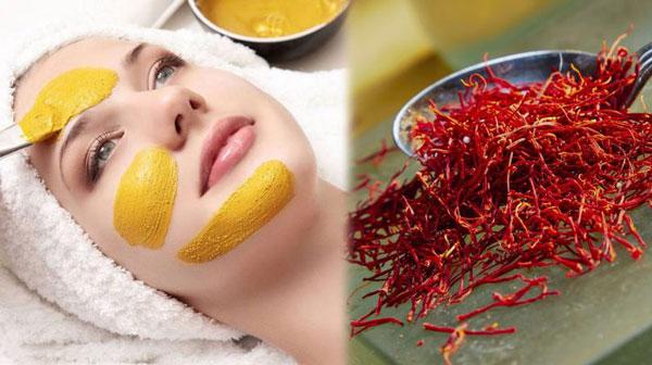 Sử dụng Saffron như thế nào để làm sáng da