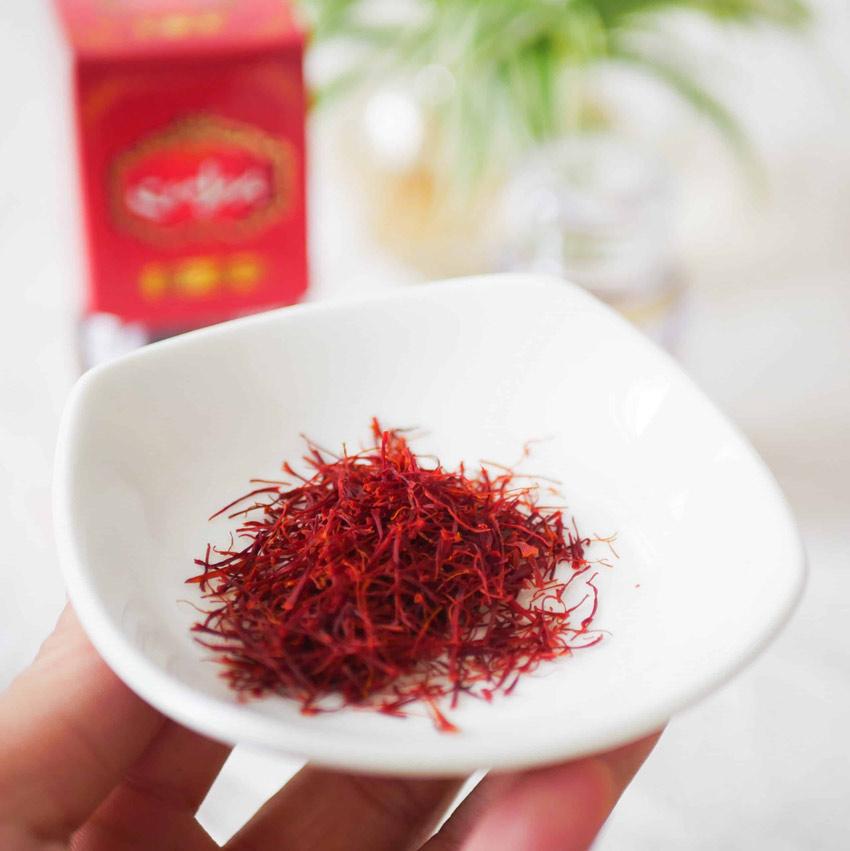 Một số lưu ý khi pha saffron để đạt được hiệu quả tốt nhất