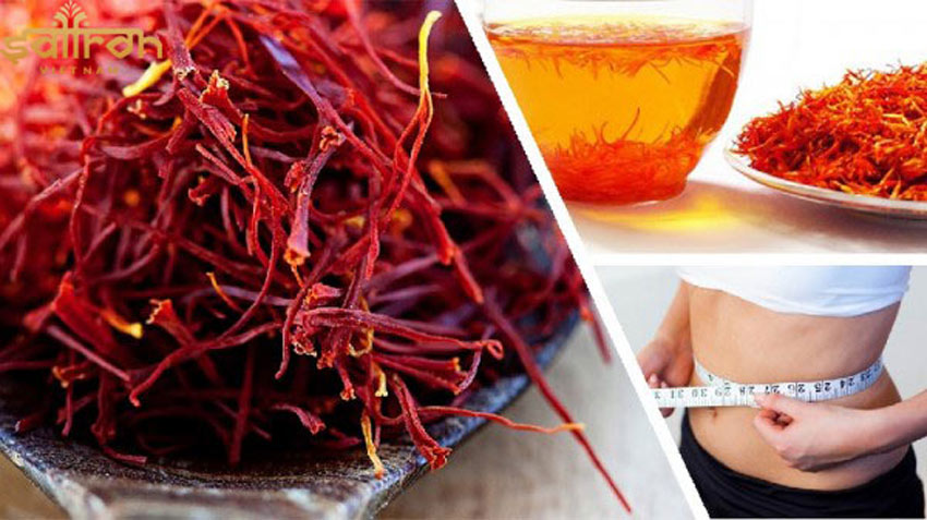 Tác dụng saffron ngâm mật ong